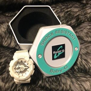 Brand new Baby-G watch for sale